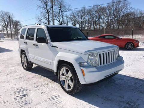 2012 Jeep Liberty for sale in Elkhart, IN