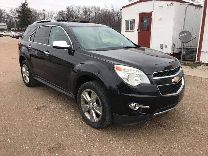 2010 Chevrolet Equinox for sale at ESM Auto Sales in Elkhart IN