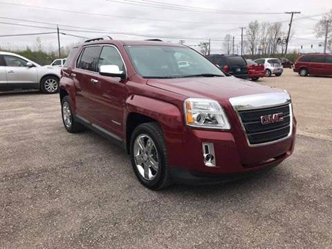 2012 GMC Terrain for sale at ESM Auto Sales in Elkhart IN
