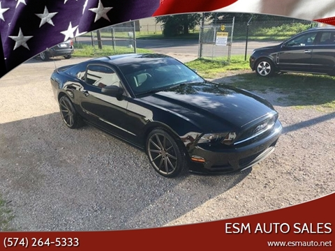 2014 Ford Mustang for sale in Elkhart, IN
