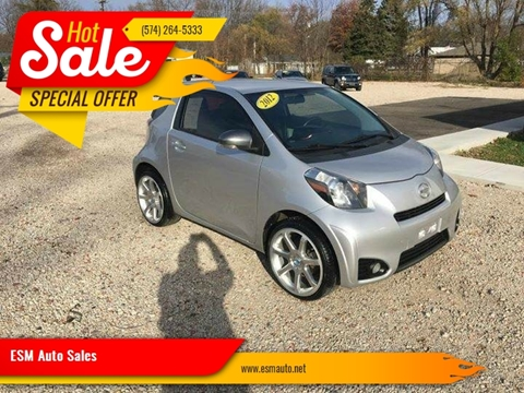 2012 Scion iQ for sale in Elkhart, IN