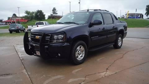 2012 Chevrolet Avalanche for sale in Mannford, OK