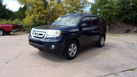 2010 Honda Pilot for sale at 6 D's Auto Sales MANNFORD in Mannford OK