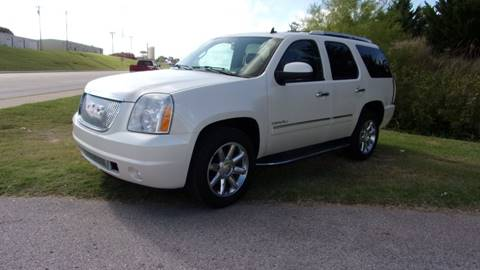 2012 GMC Yukon for sale at 6 D's Auto Sales MANNFORD in Mannford OK