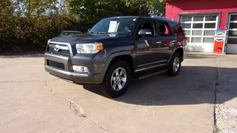 2011 Toyota 4Runner for sale at 6 D's Auto Sales MANNFORD in Mannford OK