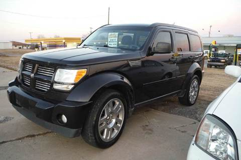 2011 Dodge Nitro for sale at 6 D's Auto Sales MANNFORD in Mannford OK