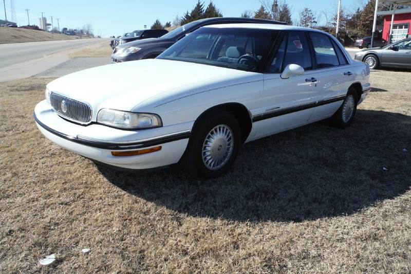 1999 Buick LeSabre for sale at 6 D's Auto Sales MANNFORD in Mannford OK