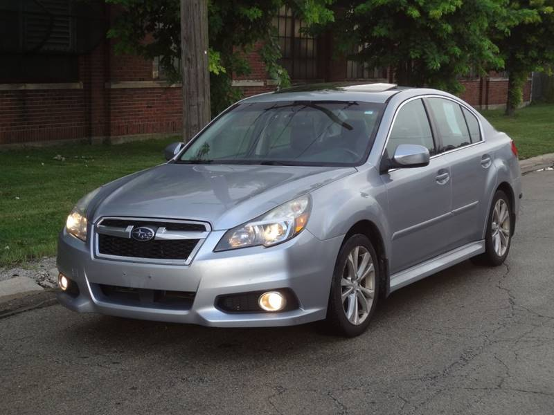 2013 Subaru Legacy Awd 25i Limited 4dr Sedan In Bedford Park Il