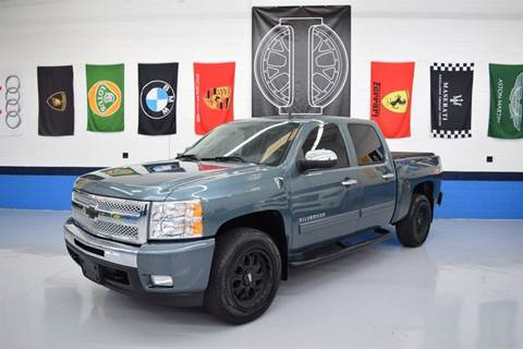 2010 Chevrolet Silverado 1500 for sale at Iconic Auto Exchange in Concord NC