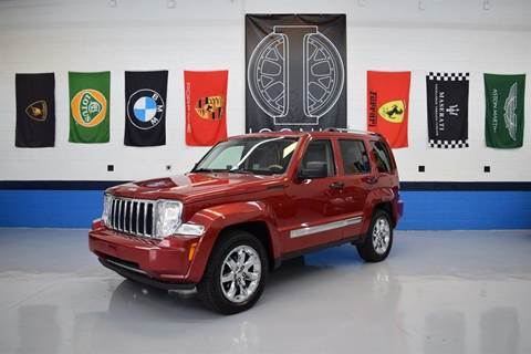 2008 Jeep Liberty for sale at Iconic Auto Exchange in Concord NC