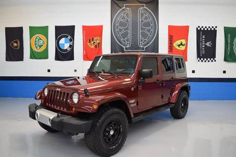2008 Jeep Wrangler Unlimited for sale at Iconic Auto Exchange in Concord NC