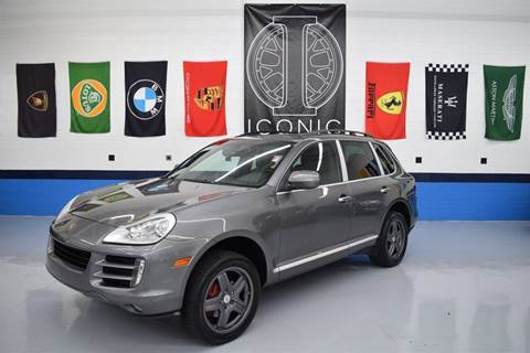 2009 Porsche Cayenne for sale at Iconic Auto Exchange in Concord NC