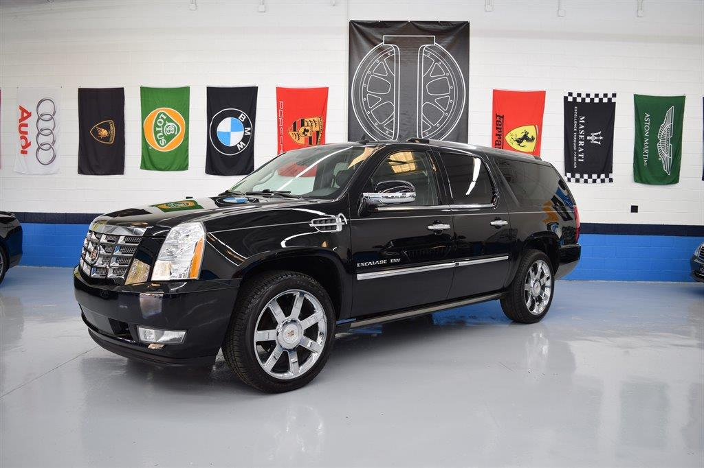 2011 Cadillac Escalade ESV for sale at Iconic Auto Exchange in Concord NC