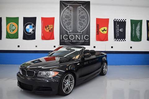 2011 BMW 1 Series for sale at Iconic Auto Exchange in Concord NC