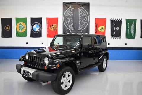 2009 Jeep Wrangler Unlimited for sale at Iconic Auto Exchange in Concord NC