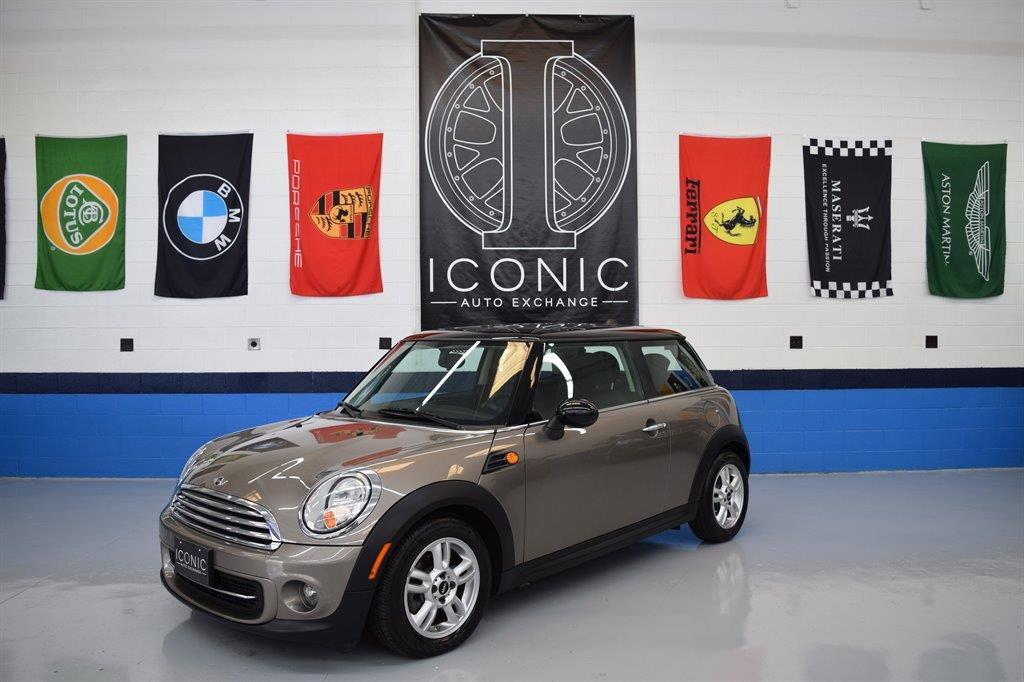 2012 MINI Cooper Hardtop for sale at Iconic Auto Exchange in Concord NC