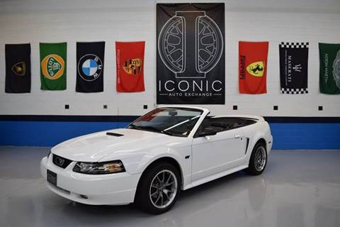 2000 Ford Mustang for sale at Iconic Auto Exchange in Concord NC