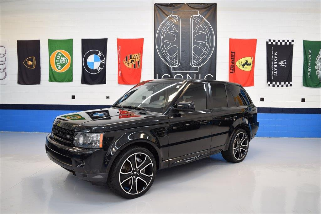 2011 Land Rover Range Rover Sport for sale at Iconic Auto Exchange in Concord NC