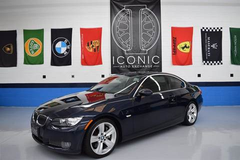 2007 BMW 3 Series for sale at Iconic Auto Exchange in Concord NC
