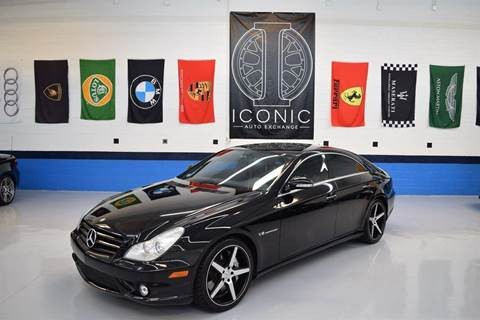 2006 Mercedes-Benz CLS for sale at Iconic Auto Exchange in Concord NC