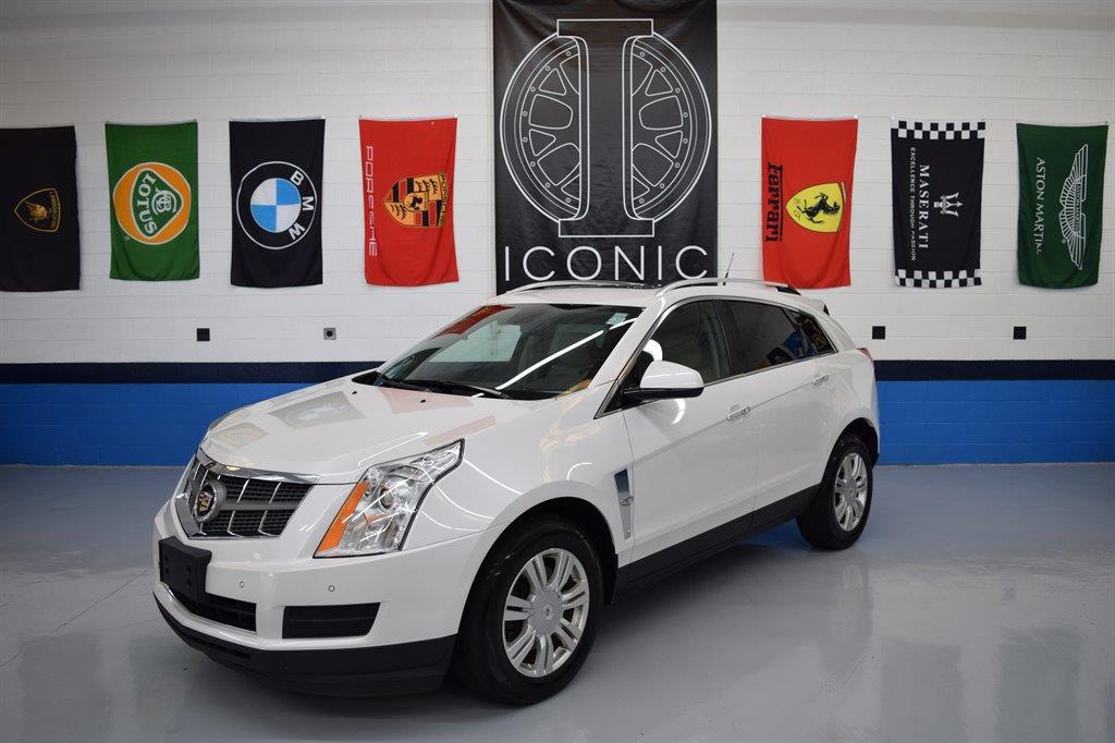 2011 Cadillac SRX for sale at Iconic Auto Exchange in Concord NC