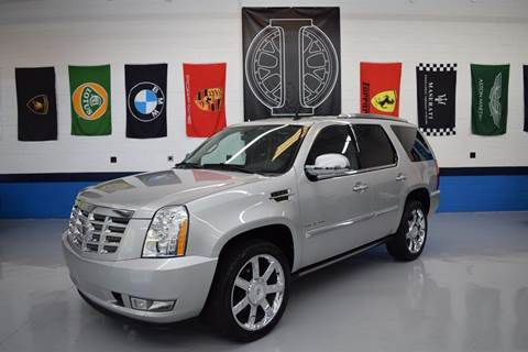 2012 Cadillac Escalade for sale at Iconic Auto Exchange in Concord NC