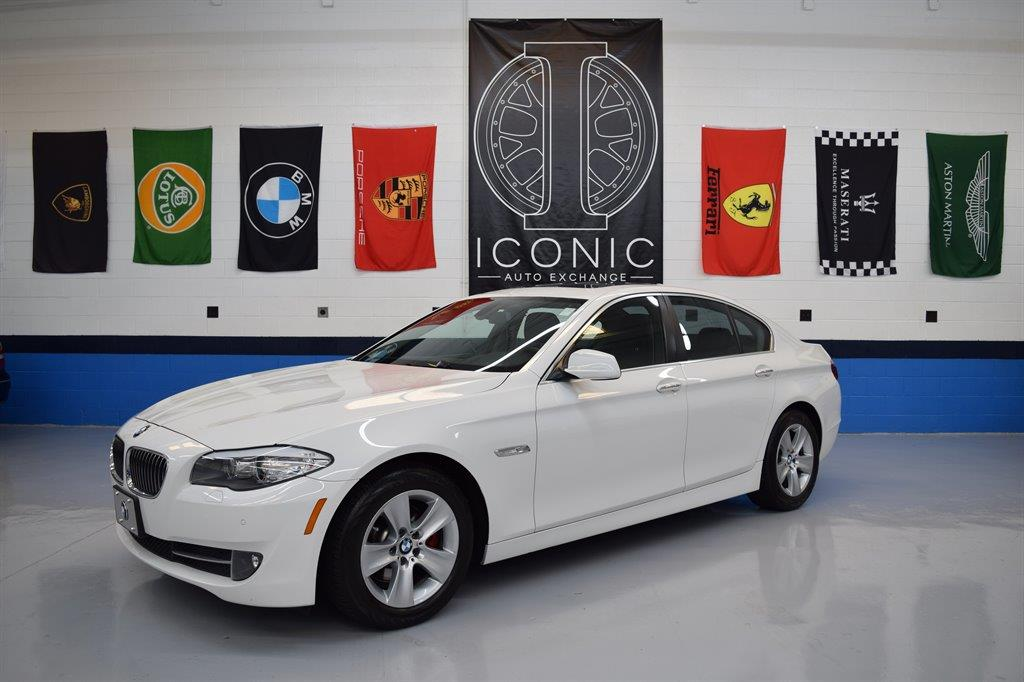 2011 BMW 5 Series for sale at Iconic Auto Exchange in Concord NC
