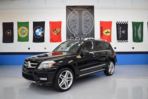 2012 Mercedes-Benz GLK for sale at Iconic Auto Exchange in Concord NC