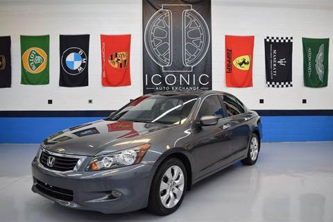2008 Honda Accord for sale at Iconic Auto Exchange in Concord NC