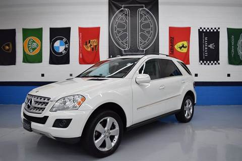 2010 Mercedes-Benz M-Class for sale at Iconic Auto Exchange in Concord NC