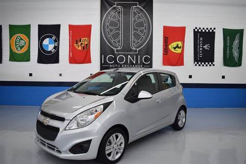 2013 Chevrolet Spark for sale at Iconic Auto Exchange in Concord NC