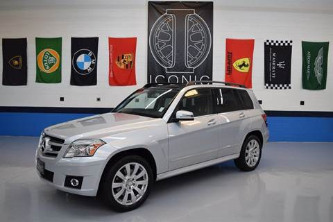 2011 Mercedes-Benz GLK for sale at Iconic Auto Exchange in Concord NC