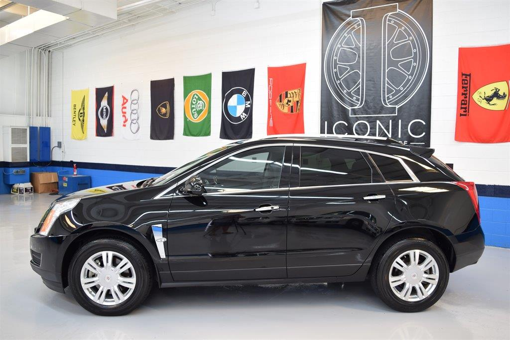 2012 Cadillac Srx Luxury Collection Awd 4dr Suv In Concord Nc