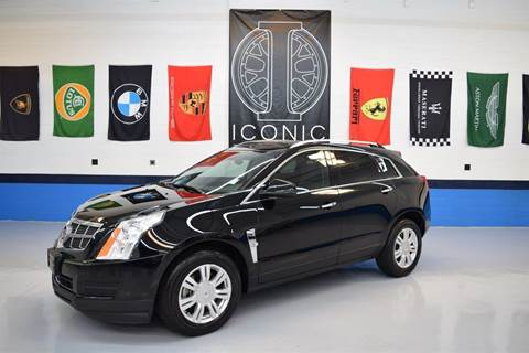 2012 Cadillac SRX for sale at Iconic Auto Exchange in Concord NC