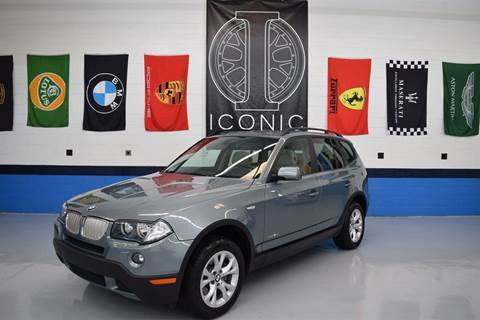 2009 BMW X3 for sale at Iconic Auto Exchange in Concord NC