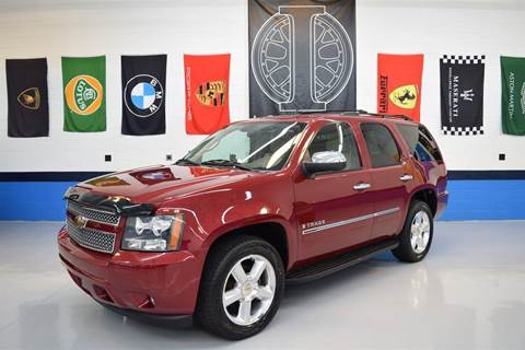2009 Chevrolet Tahoe for sale at Iconic Auto Exchange in Concord NC