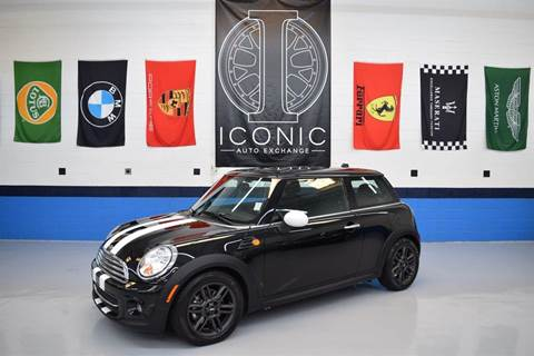 2011 MINI Cooper for sale at Iconic Auto Exchange in Concord NC