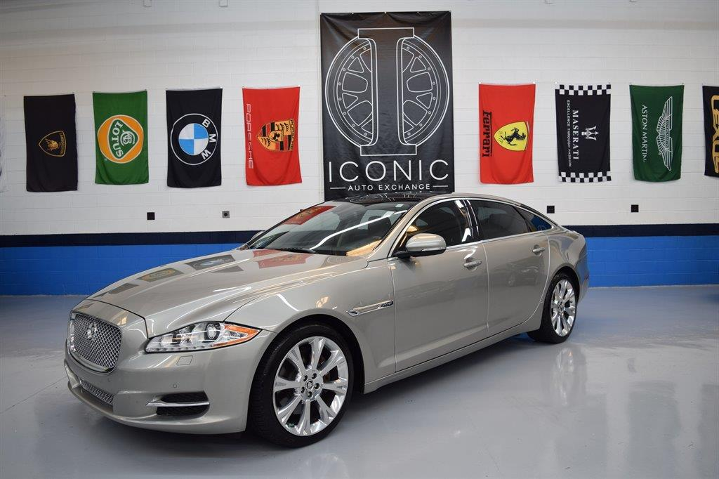 2011 Jaguar XJL for sale at Iconic Auto Exchange in Concord NC