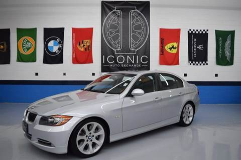2008 BMW 3 Series for sale at Iconic Auto Exchange in Concord NC