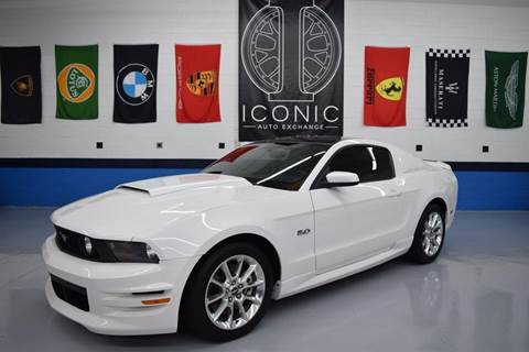 2011 Ford Mustang for sale at Iconic Auto Exchange in Concord NC