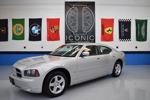 2010 Dodge Charger for sale at Iconic Auto Exchange in Concord NC