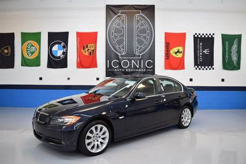 2006 BMW 3 Series for sale at Iconic Auto Exchange in Concord NC