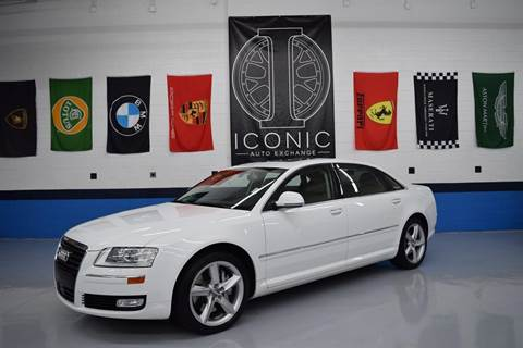 2008 Audi A8 L for sale at Iconic Auto Exchange in Concord NC