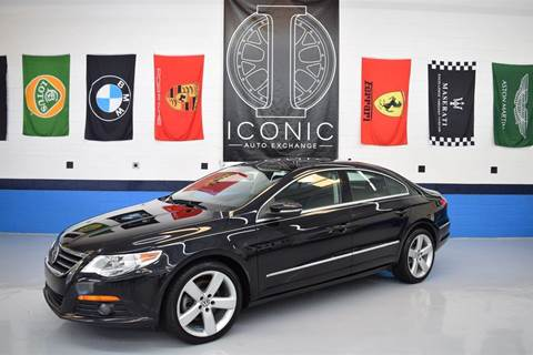 2011 Volkswagen CC for sale at Iconic Auto Exchange in Concord NC