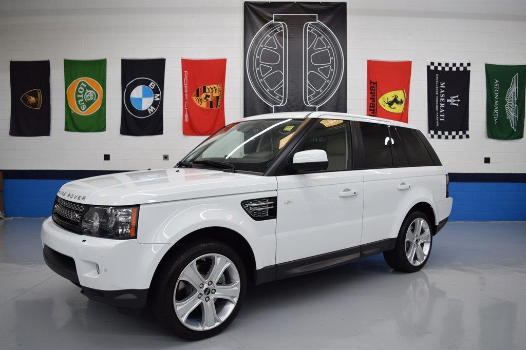 2012 Land Rover Range Rover Sport for sale at Iconic Auto Exchange in Concord NC