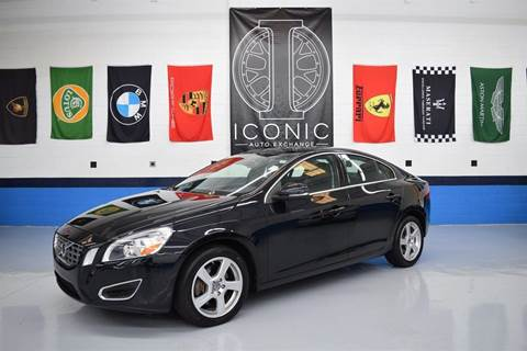 2012 Volvo S60 for sale at Iconic Auto Exchange in Concord NC