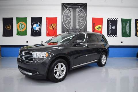 2011 Dodge Durango for sale at Iconic Auto Exchange in Concord NC