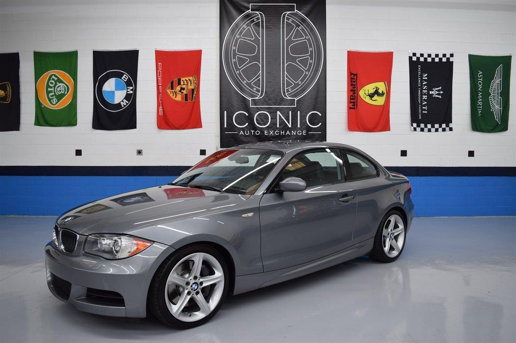 2009 Bmw 1 Series In Concord Nc Iconic Auto Exchange
