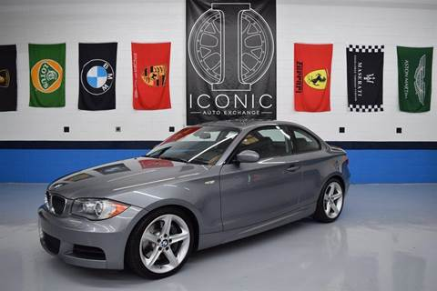 2009 BMW 1 Series for sale at Iconic Auto Exchange in Concord NC