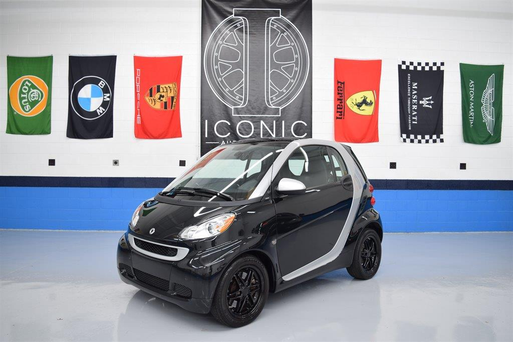 2012 Smart fortwo for sale at Iconic Auto Exchange in Concord NC